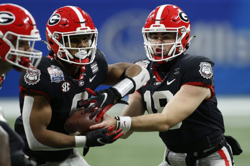 Georgia has no excuses not to win national title