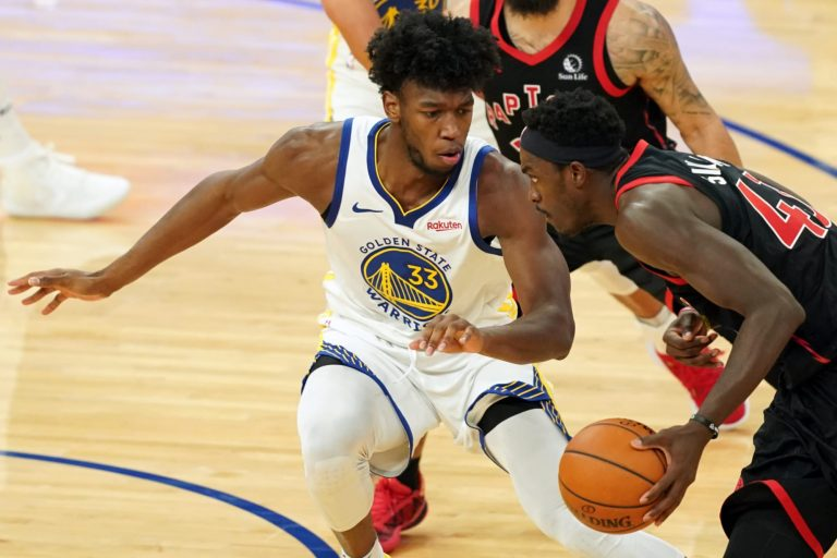 Warriors might trade James Wiseman, No. 7 pick for Pascal Siakam
