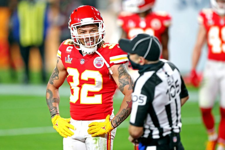 Tyrann Mathieu calls out Le'Veon Bell for Andy Reid comment