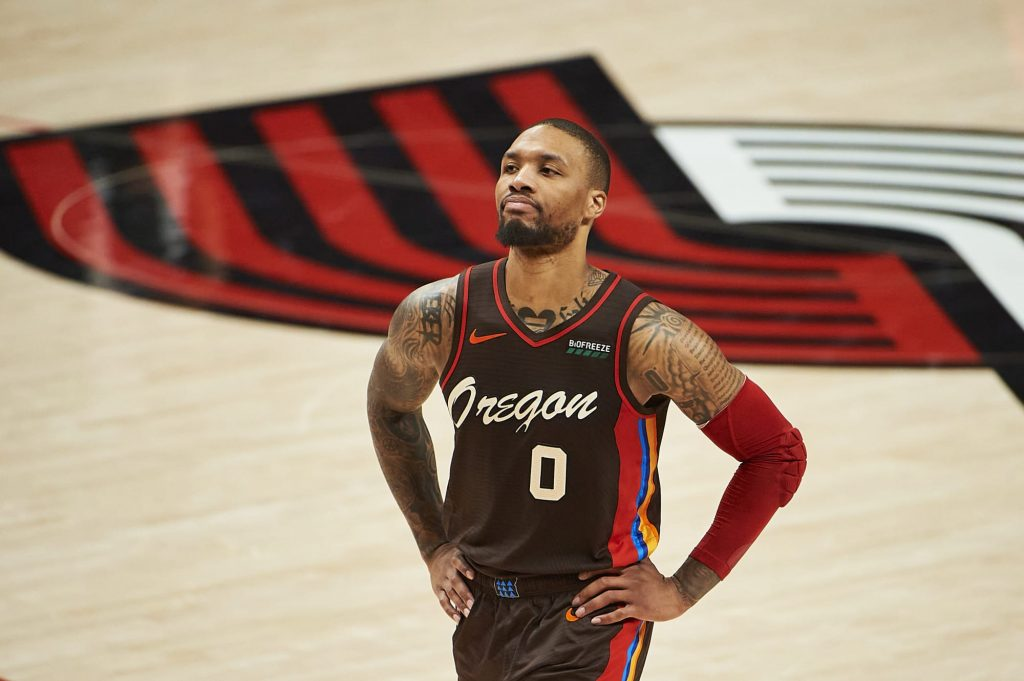 Blazers should be on thin ice with Damian Lillard after losing Game 5