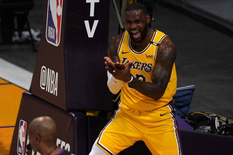 Did LeBron James really blame Lakers playoff failure on injuries, COVID?