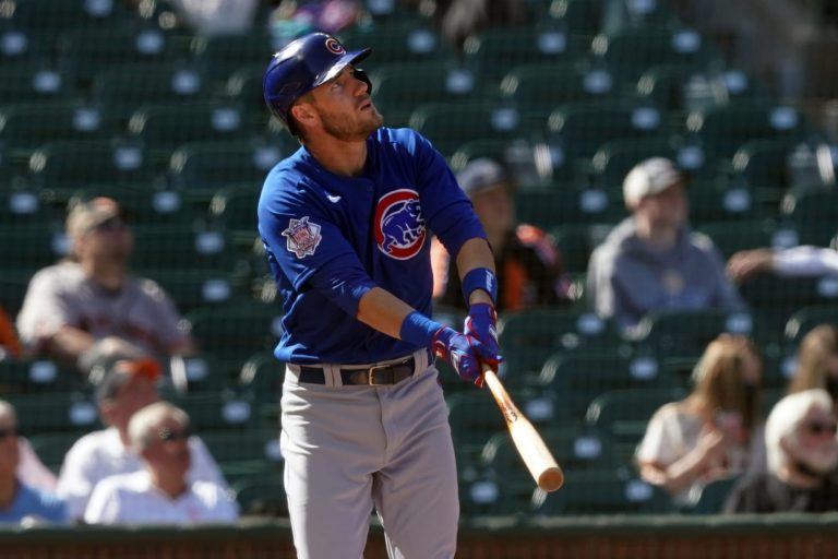 This Cubs, Patrick Wisdom stat will make fans proud