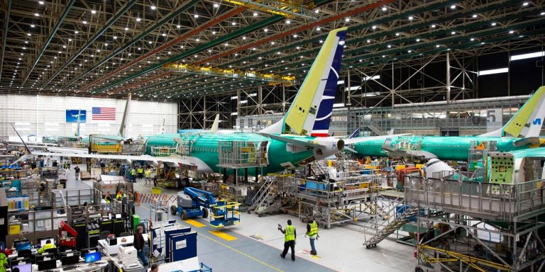 Boeing Offloads Unclaimed MAX Jets as Air Travel Recovers