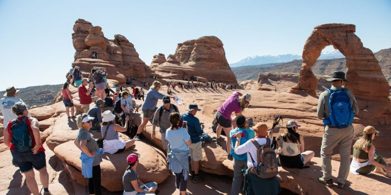 National Parks Are Overcrowded and Closing Their Gates