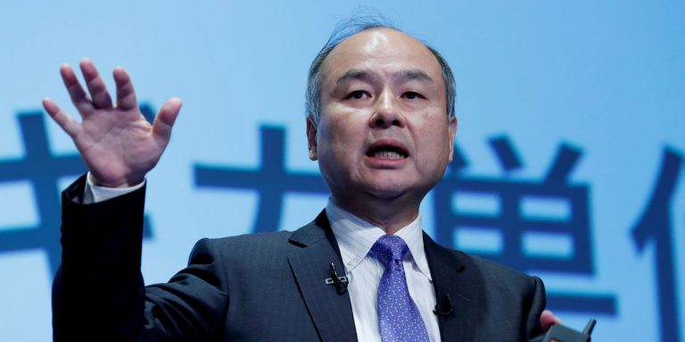 Credit Suisse Slashes Business With SoftBank and Its Founder, Masayoshi Son