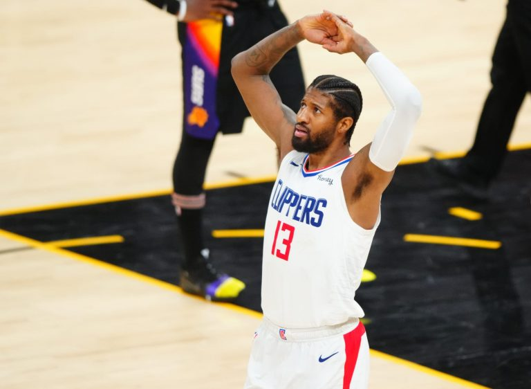 3-point math hasn't been there yet for the Clippers