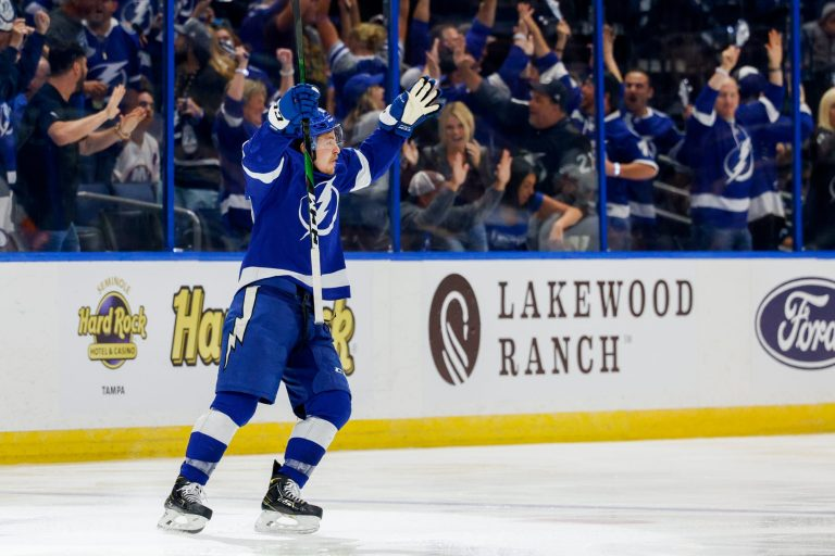Lightning fans go crazy on social media with Tampa Bay reaching Stanley Cup Final