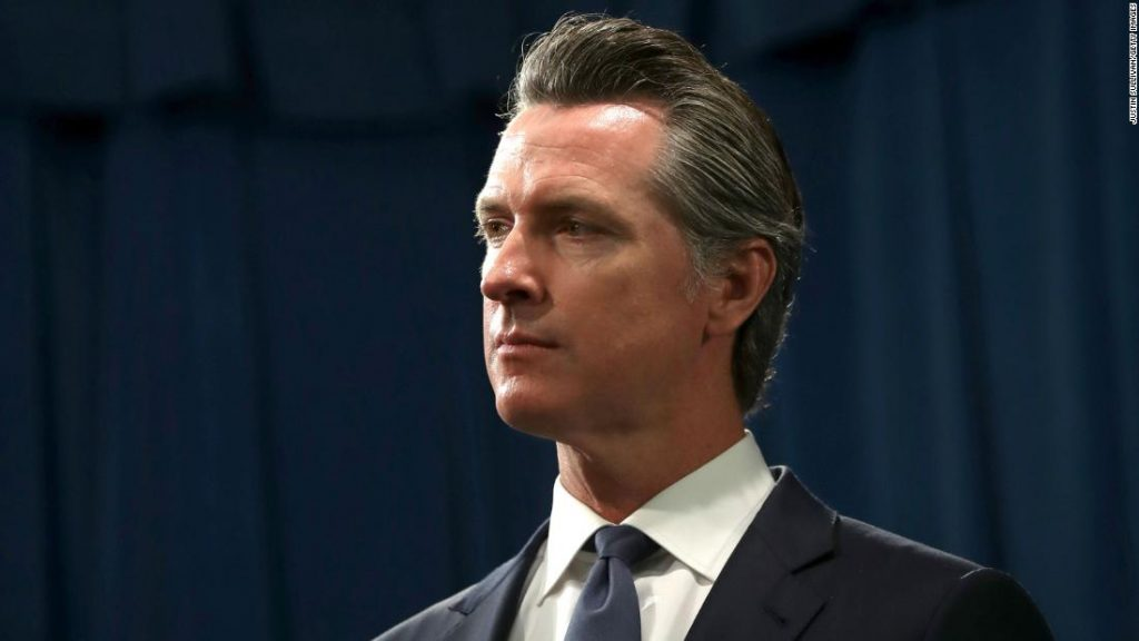Gavin Newsom files lawsuit to be listed as Democrat on California recall ballot