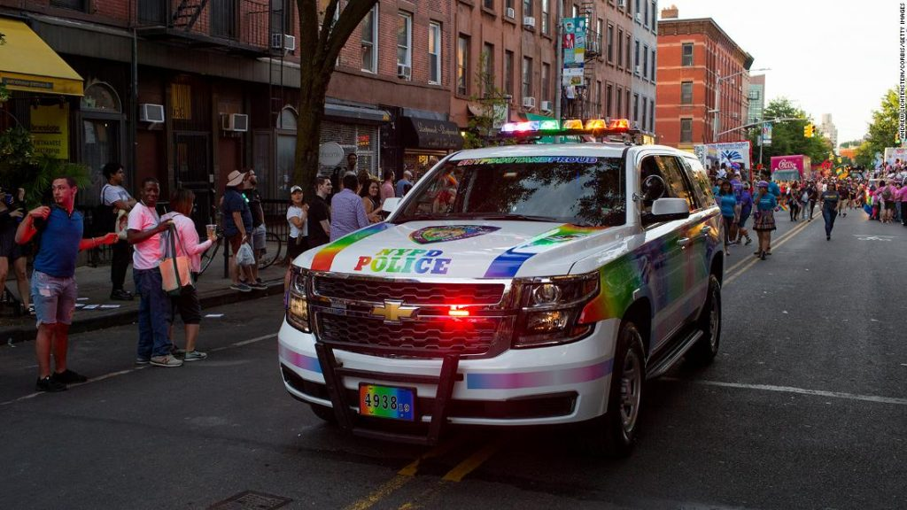Pride parades banning police officers spark fresh debate over complex issue