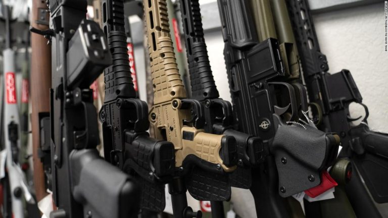 California gun ruling: A federal judge, who compares an AR-15 to a Swiss Army knife, overturns ban on assault weapons