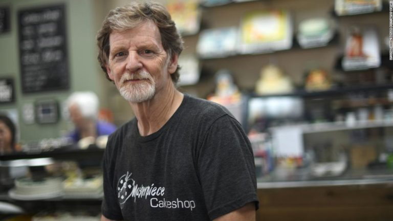 Jack Phillips: Judge finds Colorado baker broke state discrimination law by refusing to bake a birthday cake for a trans woman