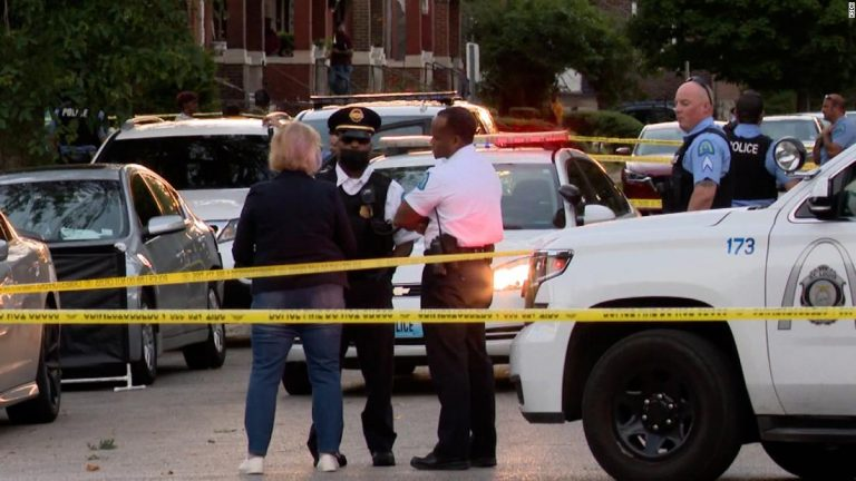 St. Louis shooting: Three people were killed and four injured, police say
