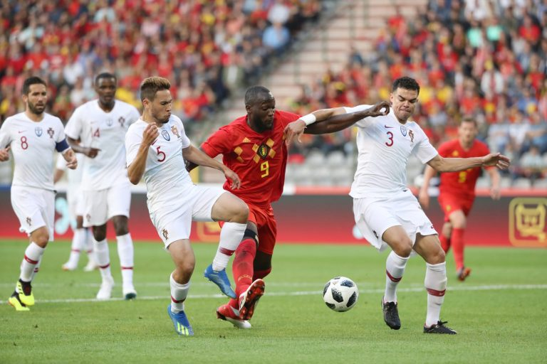 Belgium vs Portugal Kick-off time and TV details