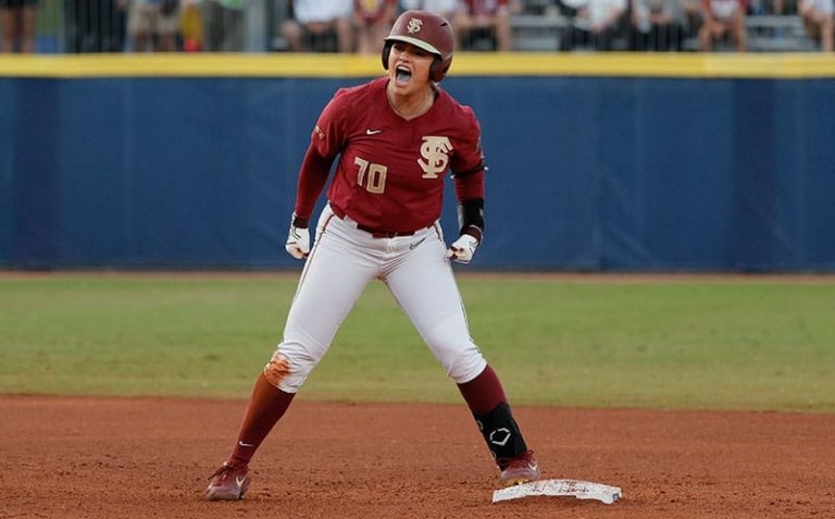 Seminoles continue to roll, topping OU 8-4 in Game 1