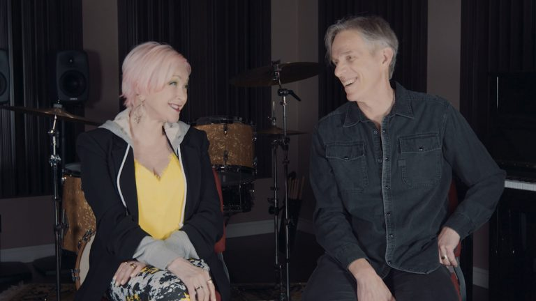 Cyndi Lauper Recalls Making of 'Time After Time' on 'The Breakdown'