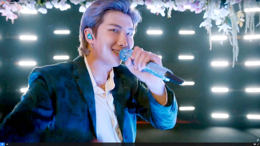 Hear BTS Member RM's New Solo Song 'Bicycle'