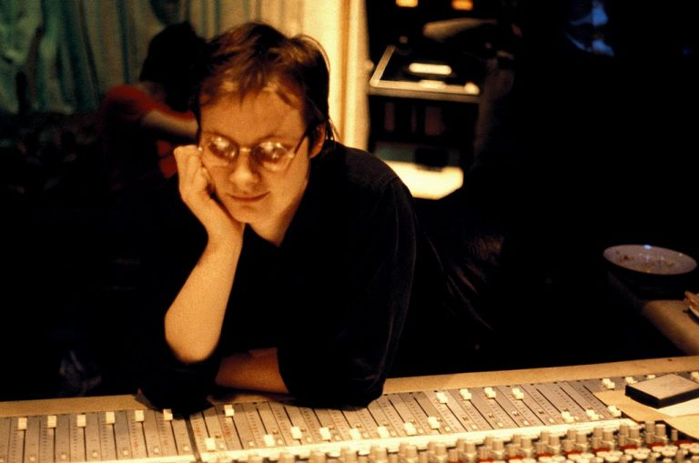 UNSPECIFIED - JANUARY 01:  Photo of XTC; Andy Partridge  (Photo by Virginia Turbett/Redferns)