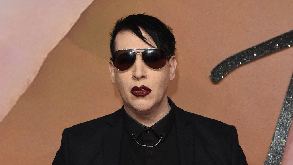Marilyn Manson to Surrender in LA.. on New Hampshire Assault Charge