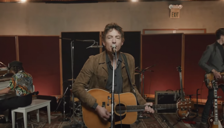 Watch The Wallflowers Perform 'Roots and Wings' on 'Corden'