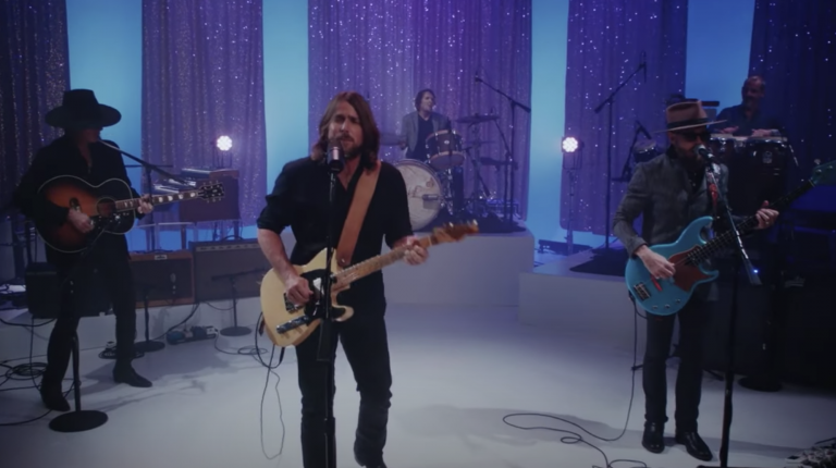 Lukas Nelson & Promise of the Real Play 'Perennial Bloom' on 'Kimmel'