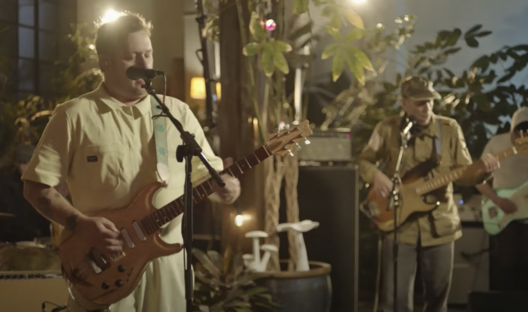 Modest Mouse Give Rousing Performance of 'We Are Between' on 'Fallon'