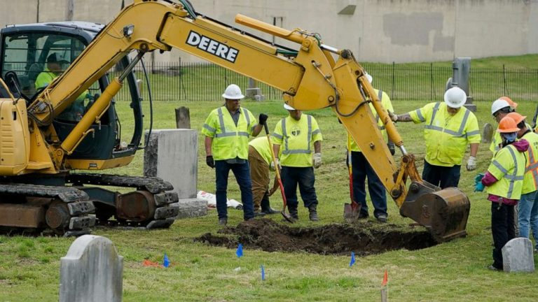 As Tulsa commemorates 100th anniversary of race massacre, officials work to identify remains in mass grave