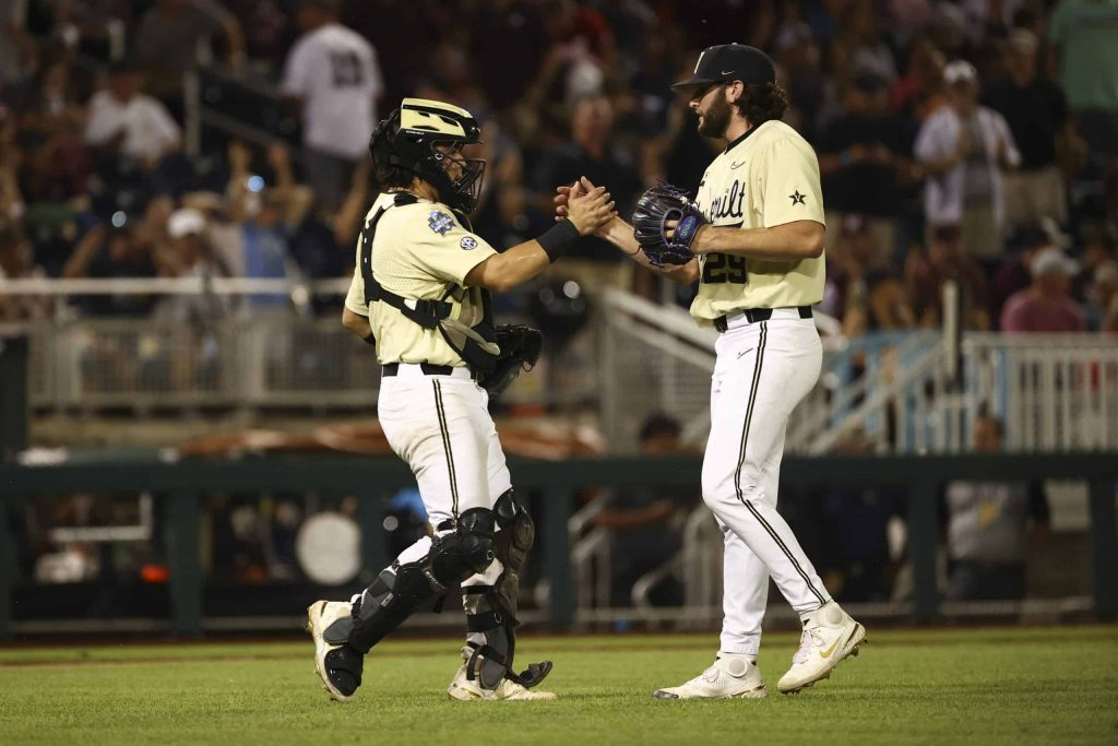 Vanderbilt jumps out early in 8-2 win