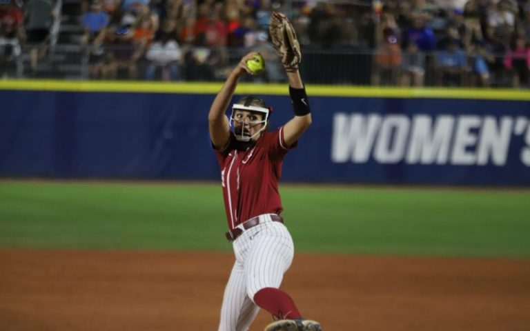 Montana Fouts tosses perfect game for Alabama; James Madison wins again