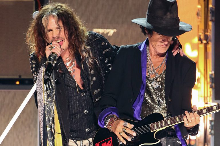 Aerosmith Play 'Last Child' at Final Pre-Pandemic Concert: Watch