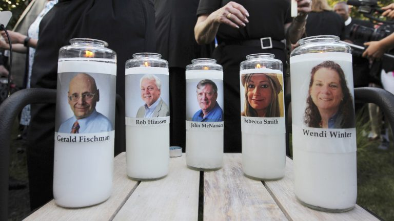 The Capital Gazette Gunman's Trial Begins Today. Here's What To Know : NPR