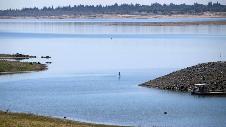 Airplane debris discovered in California lake not from doomed 1965 crash: Sheriff