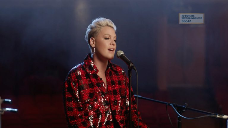 See Pink, Yola, Kylie Minogue Perform at 'Can't Cancel Pride' Concert