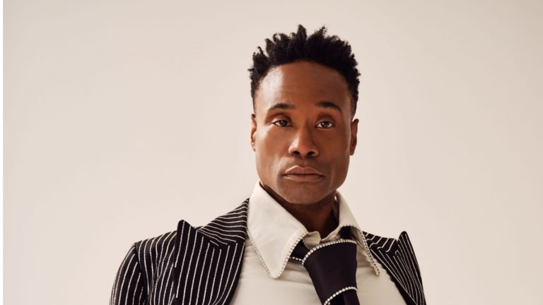 Billy Porter Covers Dance Hit 'Caught in the Middle' for Charity Comp