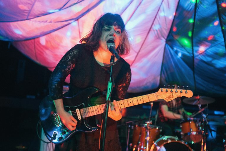 Marissa Paternoster of Screaming Females Announces New EP From Noun
