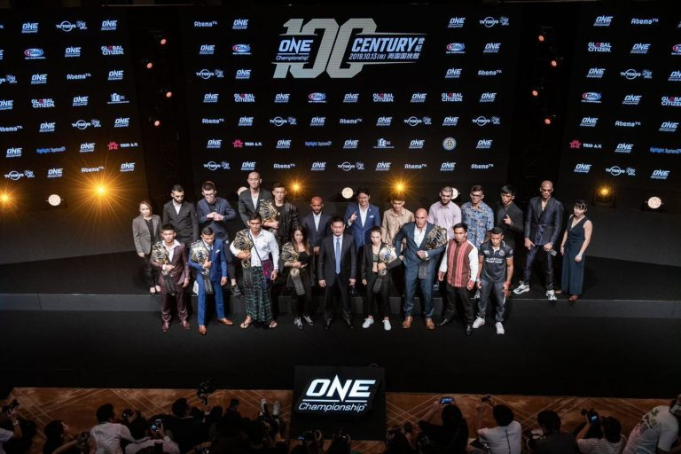 ONE Championship teases 'massive' event for 10th anniversary