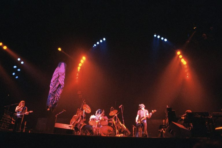 Hear Pink Floyd Play 'Animals' and 'Wish You Were Here' at 1977 Show