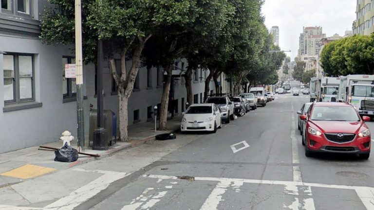 94-year-old Asian woman stabbed multiple times in broad daylight: San Francisco police