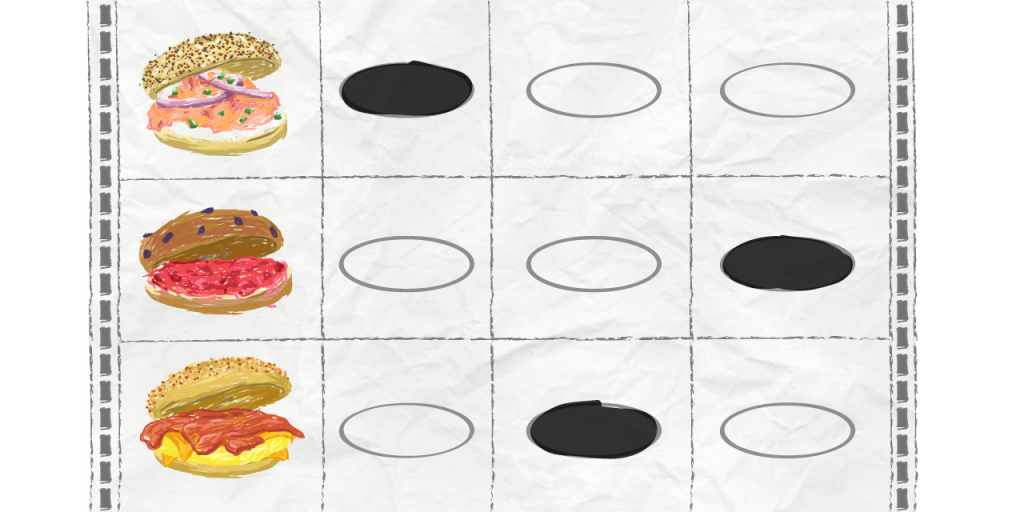 Confused by NYC's Ranked-Choice Mayoral Primary? Practice With Bagels