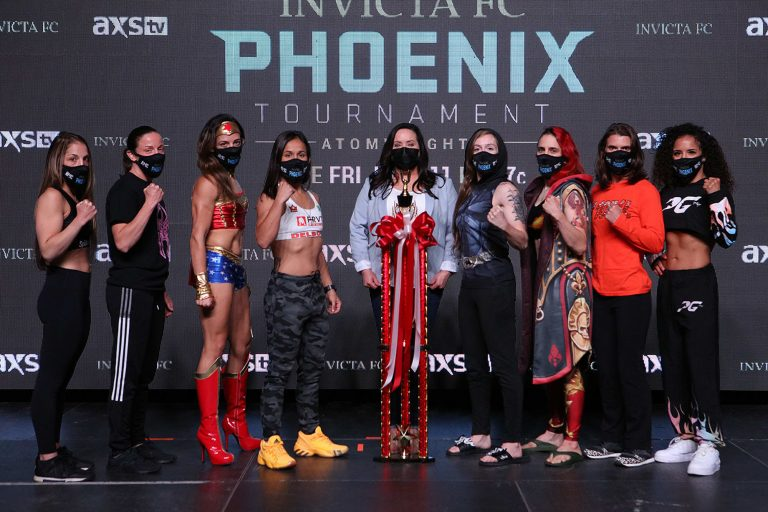 Invicta Phoenix Tournament: Atomweights Results and Highlights
