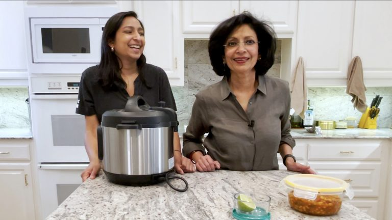 Priya Krishna and Her Mom Bond Over 'Indian-Ish' Cooking : It's Been a Minute with Sam Sanders : NPR