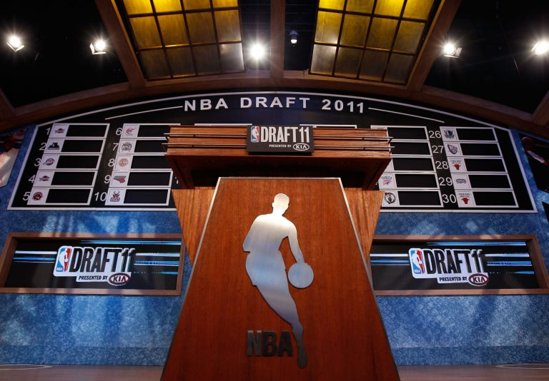 What is the 2021 NBA Draft green room?