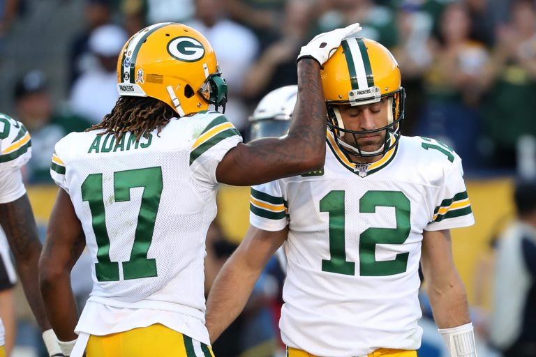 Aaron Rodgers and Davante Adams hint at 'Last Dance' in Green Bay