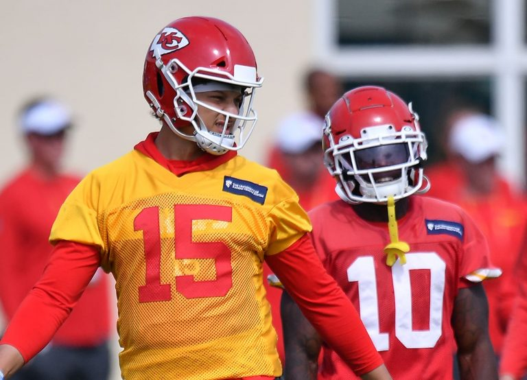 This obscure Patrick Mahomes stat will have you laughing