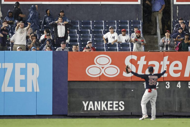 Fan who threw baseball at Alex Verdugo banned for life