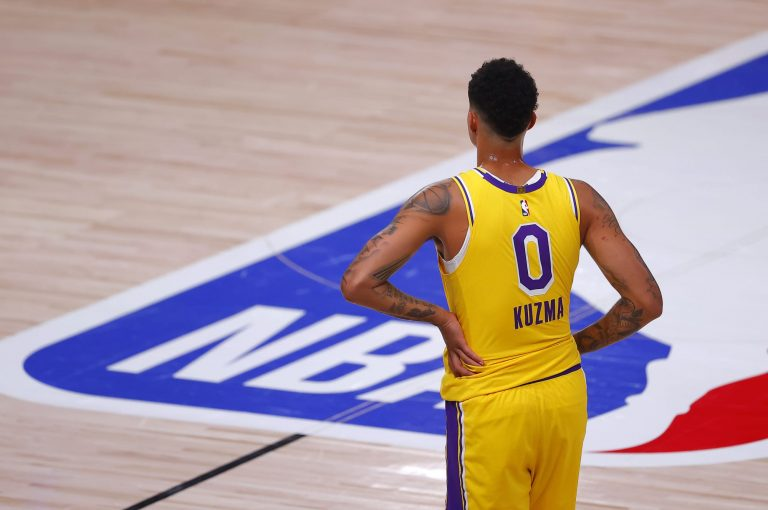 2 Lakers not named Kyle Kuzma who should be on the trading block