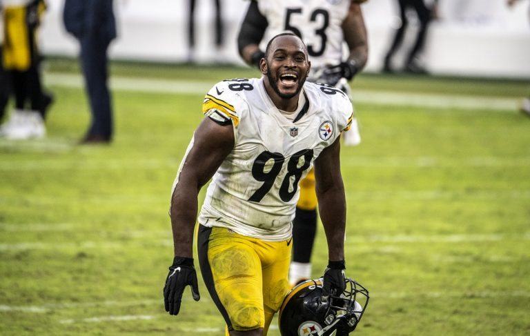 Longtime Steelers LB Vince Williams retires after eight seasons