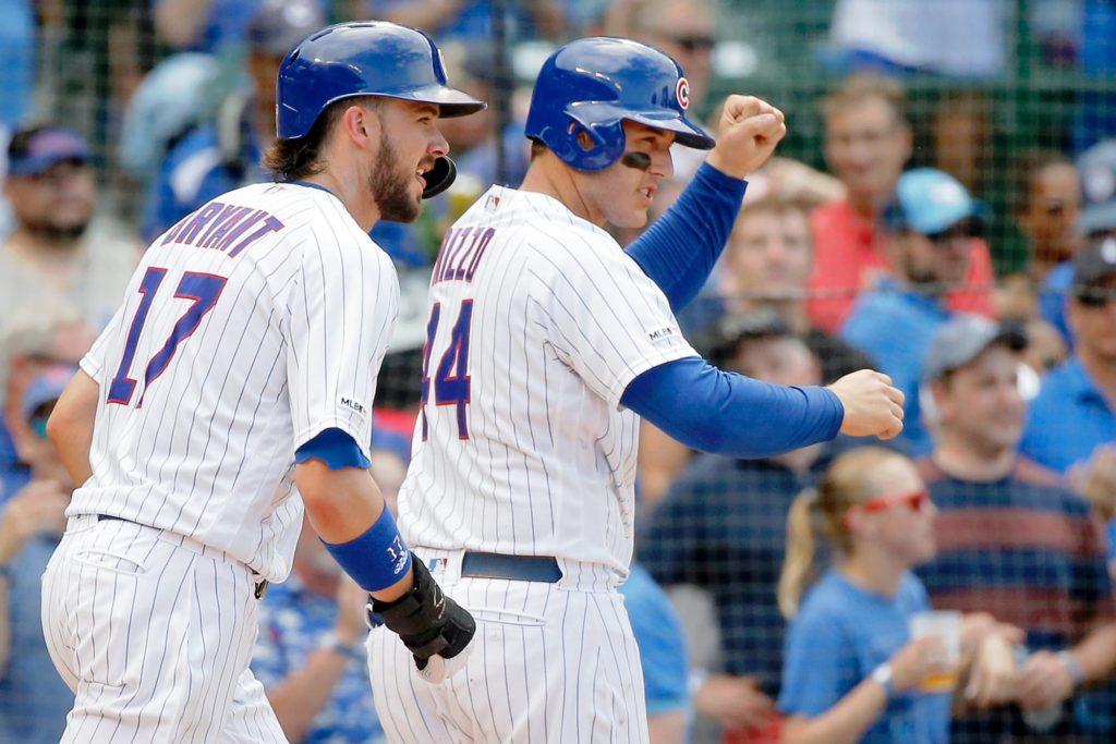 Will the Cubs re-sign Anthony Rizzo and Kris Bryant this offseason?