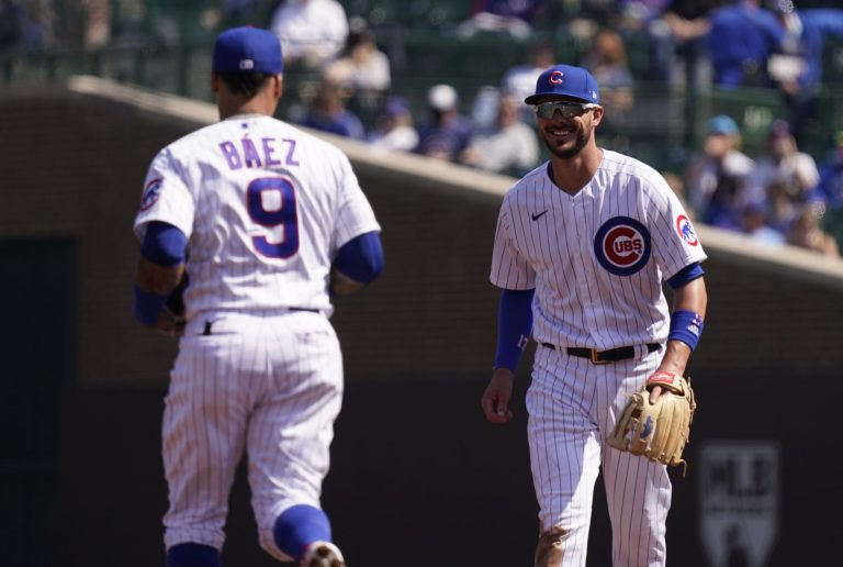 Mets in talks with Cubs to acquire Javy Baez and Kris Bryant