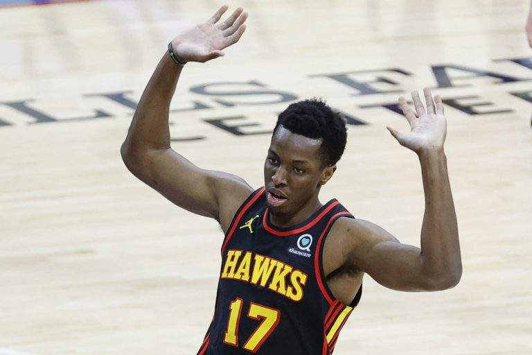Hawks' Onyeka Okongwu out for 6 months due to shoulder surgery