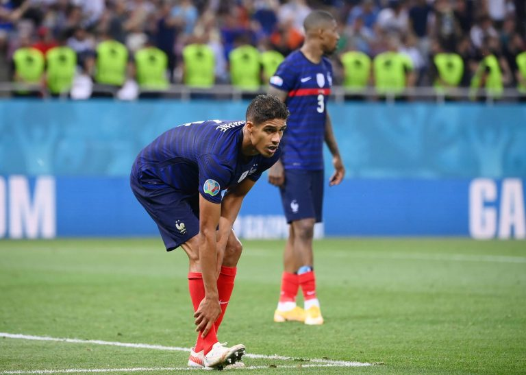 Manchester United closing in on deal for Real Madrid's Raphael Varane